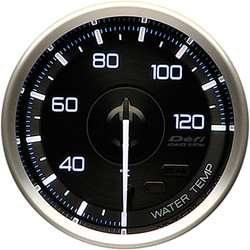 Defi ADVANCED A1 Water Temperature Gauge 60mm