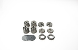 Voodoo13 - Solid Subframe Bushings - 89-94 Nissan S13 240SX