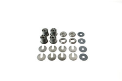 Voodoo13 - Solid Subframe Conversion Bushings - 89-94 Nissan S13 240SX