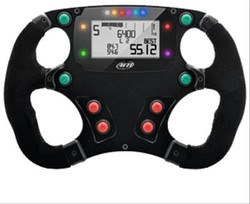 AiM Sports Formula 2 Steering Wheel