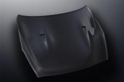 Mine's Carbon Hood Type II - R35 GT-R