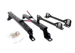 EVS Tuning Double Lock Low Position Seat Rail - Mitsubishi EVO X (Right)