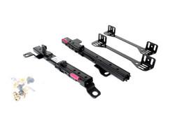 EVS Tuning Double Lock Low Position Seat Rail - Mitsubishi EVO X (Left)