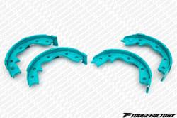 Project Mu Sport Rear E-Brake Shoes for 98+ Lexus IS300 / 92-98 Toyota Supra / 91-00 Lexus SC300