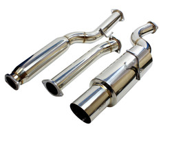 ISR Performance GT Single Exhaust - 09+ Hyundai Genesis Coupe 2.0T