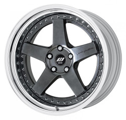 WORK Wheels ZISTANCE W5S 3PC 19""