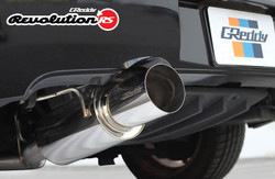 GReddy Revolution RS Exhaust - 02-07 Subaru WRX/STI GDB