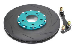 Project Mu S2000 Big Rotor Kit - Front