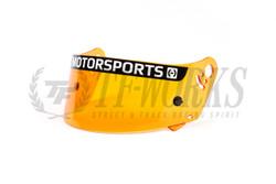 HJC Motorsports - AR-10 III  / H10 / H70 Helmet Visor - Amber