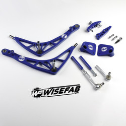 WiseFab - Front Lock Kit - BMW E30