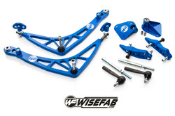 WiseFab - Front Lock Kit - BMW E46 M