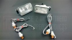 P2M NISSAN 180SX JDM TYPE-X DUAL POSTS FRONT POSITION LIGHTS [LED]