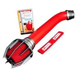 Weapon-R Red Dragon Air Intake Kit - 00-05 Honda S2000