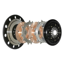 Competition Twin Disc Series Complete Clutch Kit - 00-03 Honda S2000