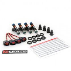 Grams Performance 1000cc Fuel Injector Kit - 00-09 Honda S2000