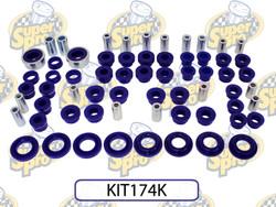 SuperPro Front and Rear Enhancement Bushing Kit -2013 Scion FR-S / Subaru BRZ