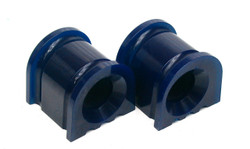 SuperPro Front Lower Rear Control Arm Bushings - Camber Correction - 85-89 Mazda RX-7