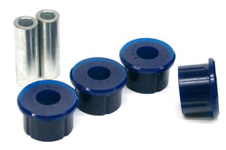 SuperPro Front Lower Control Arm Bushings - Front Position - 85-89 Mazda RX-7
