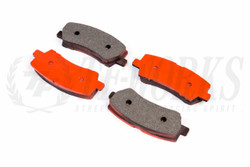 G-LOC R12 Rear Brake Pads - 2005-11 S197 Ford Mustang All Models