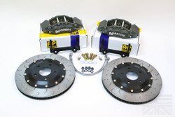 AP Racing Competition Front Brake Kit by Essex for S550 2015+ Mustang