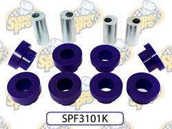 Superpro Rear Control Arm Bushings - Adjustable - 12-15 Scion FR-S / BRZ