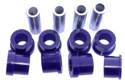 Superpro Rear Upper Control Arm Bushings - Inner Position - 03-06 Infiniti G35, 03-09 Nissan 350Z, 09-13 370Z, 01-02 Skyline R34