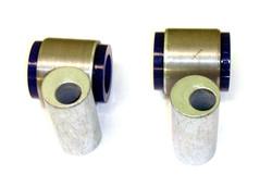 Superpro Rear Control Arm Bushings - Lower Rear Inner Position (Double Offset) - 03-06 Infiniti G35, 03-09 Nissan 350Z, 09-13 370Z, 01-02 Skyline R34