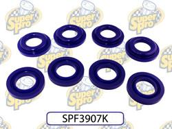 SuperPro Rear Crossmember Mount Inserts - 12-15 Scion FRS / Subaru BRZ, 2015 Subaru WRX/STI