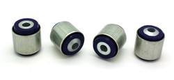 SuperPro Rear Upper Control Arm Bushing - Inner and Outer Position - 06-11 BMW E90/92