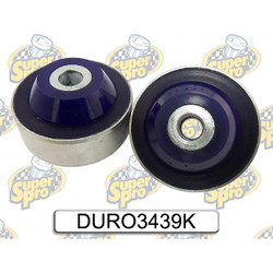 SuperPro Front Lower Control Arm Bushings - Inner Rear Position - 08-15 Mitsubishi EVO X