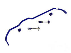 SuperPro Heavy Duty Rear Sway Bar - 3 Point Adjustable - 24mm - 93-98 Nissan Skyline R33 / 98-00 R34