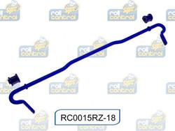 SuperPro Heavy Duty Rear Sway Bar - 3 Point Adjustable - 2012+ Scion BRS / Subaru BRZ
