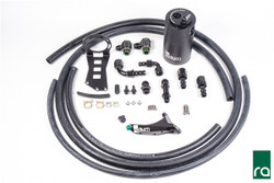 Radium Engineering Air Oil Separator (AOS-R) Kit, 2015+ WRX, 14+ Forester XT