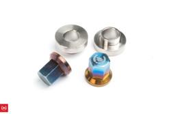 TF SR20DET Titanium Valve Cover Nuts & Washers Set - S13