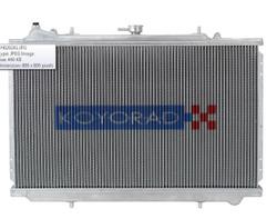 Koyo Radiator 300ZX Z32 Non Turbo 90-96