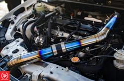 TF Titanium Evo X UICP V.2 (Upper Intercooler Piping)