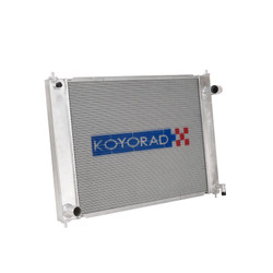Koyo 36mm Hyper Core - 370Z/Q60/G35/G37 Comp Radiator