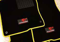 J's Racing 2017+ Honda Civic Type R FK8 Floor Mat