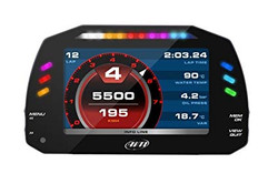 AiM Sports - MXS 1.2 TFT Display Dash Logger