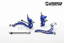 WiseFab - Front Lock Kit without Upper Arms - Nissan R32