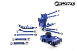 WiseFab - Rear Suspension Kit - Toyota Supra JZA80