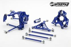 WiseFab - Rear Suspension Kit - Nissan 350Z
