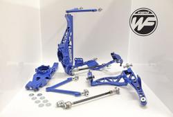 WiseFab - Front Lock Kit - Nissan 370Z