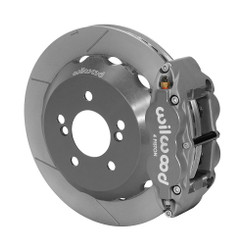 Wilwood Forged Narrow Superlite 4R Big Brake Rear Brake Kit (Race) - BMW M3 E46