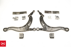GKTECH Chromoly Super Lock Front Lower Control Arms S13/S14/R32