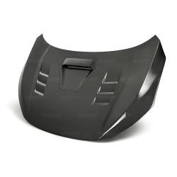 Seibon TS- Style Carbon Fiber Hood Honda Civic FK8 Type R