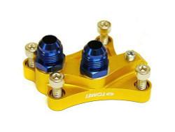 Tomei N2 Super Engine Oil Block Adapter - Nissan S13 / S14 SR20DET