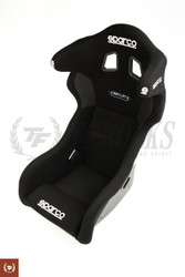Sparco Circuit II QRT Halo Racing Bucket Seat (2019)