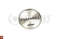 Work Wheels Varianza Center Cap