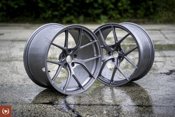 Titan-7 T-S5 Forged Split 5 Spoke Wheel GR A90 Supra Fitment